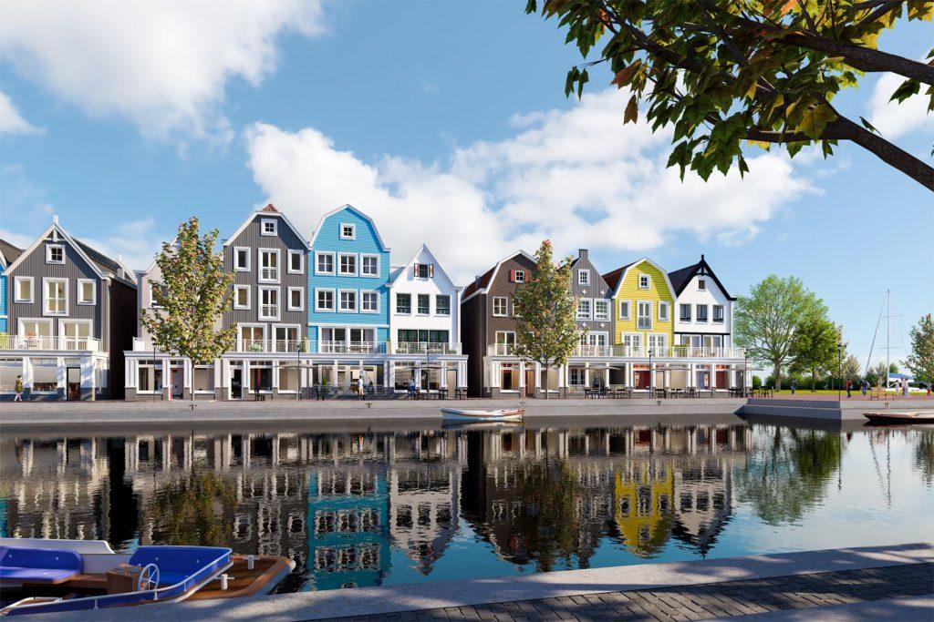 Te koop: Loosdrecht, Nieuwbouw, Nog 6 Pakhuizen beschikbaar