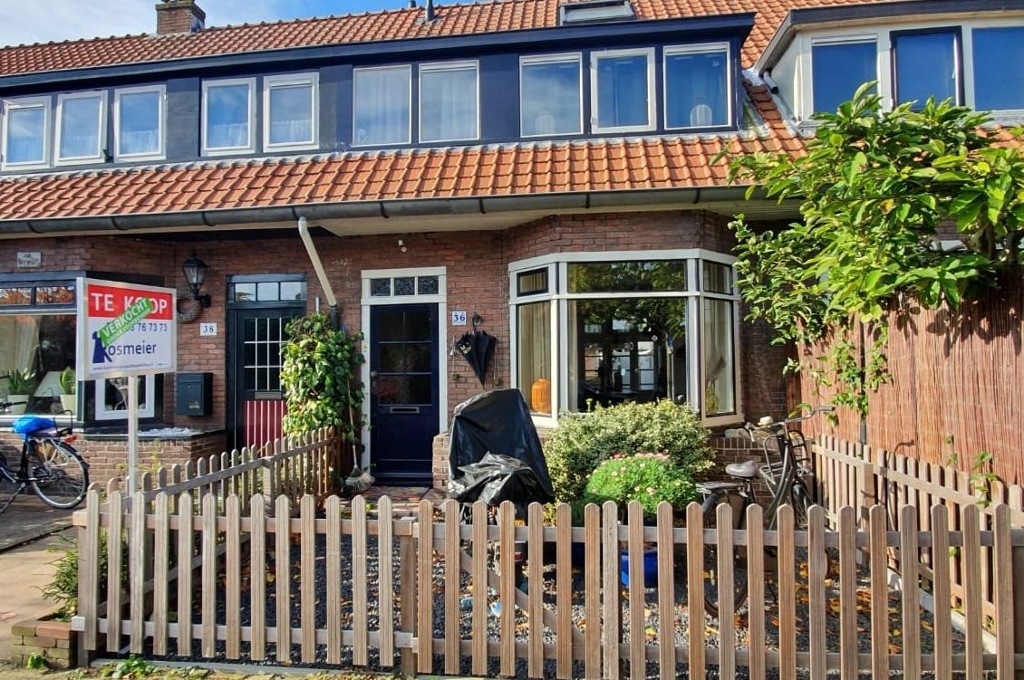 Te koop: Ohmstraat 36 te Hilversum